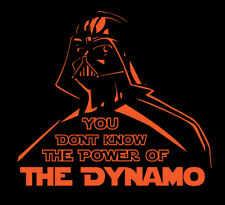 Darth Vader Houston Dynamo shirt Star Wars MLS Soccer Football Forever Orange
