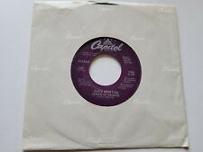 """JUICE NEWTON - Queen of Hearts / River of Love 1981 COUNTRY ROCK 7"""" VG"""