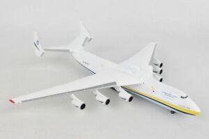 NEW 1:400 HERPA ANTONOV DESIGN BUREAU ANTONOV AN-225 UR-82060 MODEL 562287