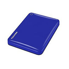 Toshiba Canvio Connect II 2tb Blue