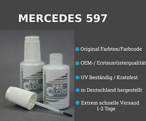 LACKSTIFT MERCEDES 597 SATURNROT MET
