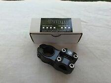 "Snap BMX Products Matrix 1-1/8"" Pro Stem - 53mm Black"
