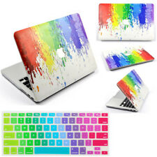 """Quicksand Metallic Rubberized Hard Case Cover for MacBook Air 11""""/13""""  Pro 13"""""""