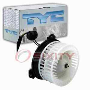 TYC Front HVAC Blower Motor for 1998-2004 Dodge Intrepid Heating Air zw