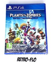 Plants vs Zombies Battle For Neighborville - Jeu Playstation 4 PS4 - NEUF