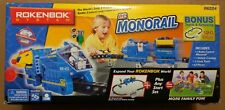 Rokenbok System RC Monorail Track & Crossing 06224 open box, see description.