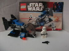 LEGO Star Wars Imperial Dropship (7667) with manual