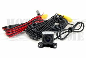 "1/4"" CMOS 12V 170 degree Rear View Camera With Guide Lines Night Vision"