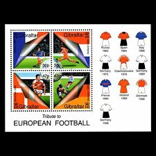 Gibraltar 2000 - European Football Championship Soccer Sports - Sc 835a MNH
