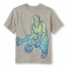 SFK Children's Place Basketball Player Graphic Tee