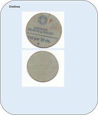 10 CENTIMOS AJUNTAMENT DE MOLINS DE LLOBREGAT        ( MB10904 )