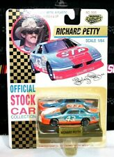 1992 Road Champs #43 Richard Petty STP Blue Pontiac Grand Prix 1/64