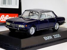 BMW 2500 DARK BLUE  SCHUCO 02333 1:43