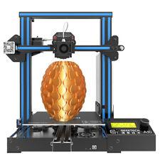 Stampante 3D Geeetech A10 ad alta precisione assemblata rapida da UE