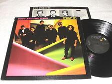 "Doug And The Slugs ""Wrap It!"" 1982 Rock LP, Nice EX!, Original RCA Pressing"