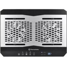 Thermaltake Massive Tm Notebook Cooler - 2 Fan[s] - 1000 Rpm - (cln002pl12bla)