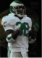 1996 Pinnacle Zenith Ricky Watters Football Trading Card Philadelphia Eagles Z-7