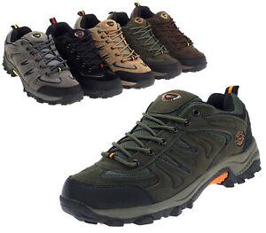 Herren Sneaker Trekkingschuhe Outdoor Wanderschuhe Freizeitschuhe Gr. 41-50 Neu