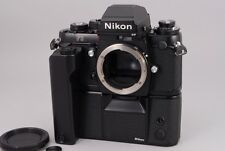 Excellent+++++ Nikon F3HP SLR 35mm Film Camera Body With Niko From Japan 1159996