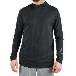 Mens Nike NK Sphere Running Hoodie Black Size Medium M AJ7591-010