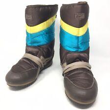 Details about Asics Onitsuka Tiger Meriki Winter Boots Ankle Boots Camel Beige 37 12 UK 4.5