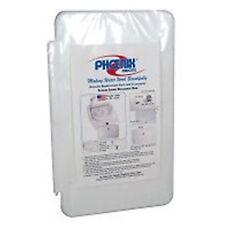 Phoenix Faucet  PF267001 White Exterior Shower Unit Repl Door with Lock