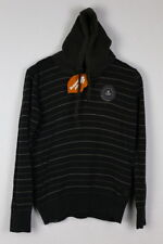 Mens G STAR Hoodie URBAN ATHLETIC STRIPED Hooded SLIM Sweater Small EXCELLENT P3