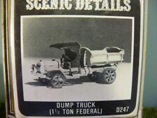 1/87 Bausatz Metall Dump Truck D247