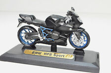BMW HP2 Sport noir échelle 1:18 par Motormax