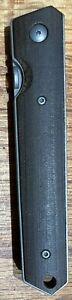 Boker Plus Kwaiken - AUS8 Steel - Micarta Handle - Folding Knife