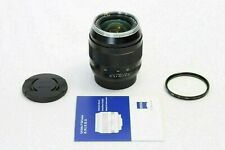 Carl Zeiss 28mm f/2.0 ZE Distagon T Lens for Canon EOS DIGITAL EF + BONUS Filter