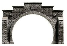 Noch 34852 Tunnel Portal Steinmauer 2 gleisig