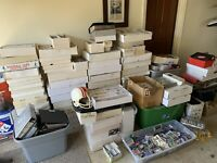 Huge Collection Of Sports Cards Liquidation Sale!!
