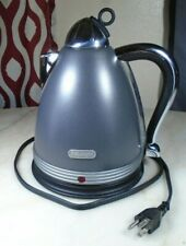 Genuine Vintage DeLonghi Metropolis KBM1511 1.7L 1500W Electric Kettle W/Base