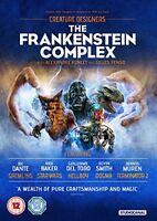 Creature Designers : The Frankestin Complex [DVD][Region 2]