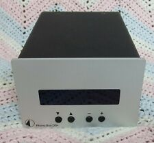 Pro-Ject Phono Box DS+ MM / MC Phono Preamplifier With Box, Manual, Accessories