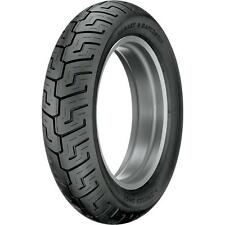 DUNLOP D401 302425 MOTORCYCLE TIRE FRONT WIDE WHITEWALL WWW 100/90-19 - 314682