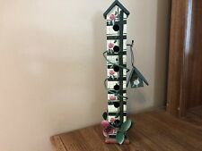 Ohio Wholesale Home Accents Cute Tall Decorative Birdhouse 10.5""