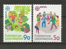 Cept / 1989  Liechtenstein **