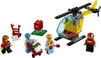 LEGO City 60100 Airport Starter Set 100% Complete w/ Manual and Minifigures