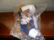 Snoopy The Builder Plush Toy Doll - Singapore Airlines  - NIP