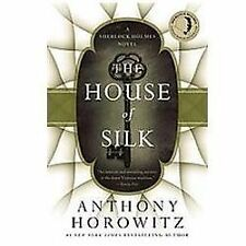 The House of Silk: A Sherlock Holmes Novel-ExLibrary