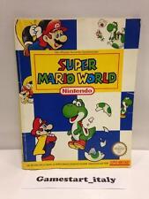 SUPER MARIO WORLD (GUIDA STRATEGICA) GERMAN VERSION GUIDE