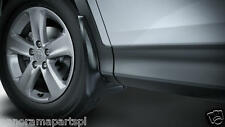 Toyota Rav 4 Front Mudflap Set (2) GX GENUINE NEW