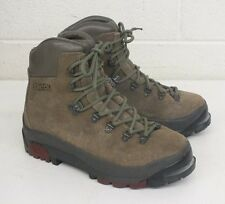 Boreal Trek FDS High-Quality Brown Suede Leather Hiking Boots US Men's 5.5/38.5