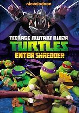 Teenage Mutant Ninja Turtles Enter SH 0097368992542 DVD Region 1