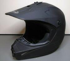 GMAX MOTORCYCLE HELMET XL X-LARGE 46.2X BLACK DOT APPROVED