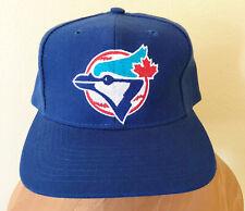 New listing Vintage Toronto Blue Jays MLB Blue Adjustable Baseball Hat Cap One Size