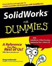 SolidWorks For Dummies (For Dummies (Computers)) by Jankowski, Greg