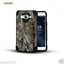 Autumn Tree Shockproof Case w/Stand Cover for Samsung Galaxy Express Prime J3